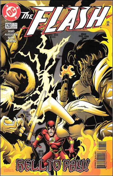 Flash (1987) 128-A by DC