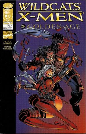 WildC.A.T.s/X-Men: The Golden Age 1-B