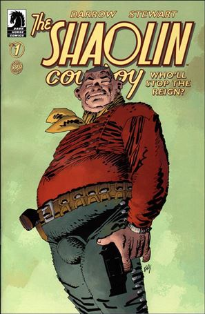 Shaolin Cowboy: Who'll Stop the Reign? 1-B