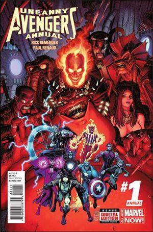 Uncanny Avengers Annual 1-A
