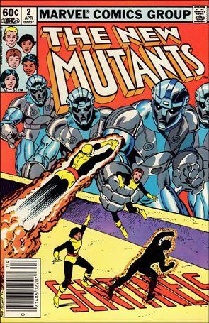 New Mutants (1983) 2-A