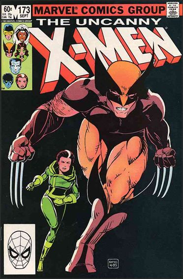 Uncanny X-Men (1981) 173-A by Marvel