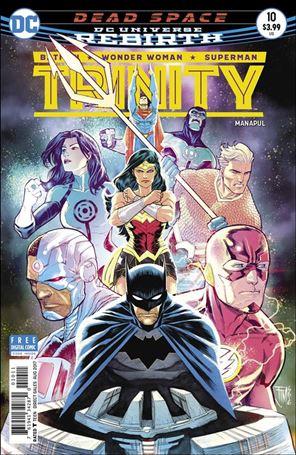 Trinity (2016) 10-A