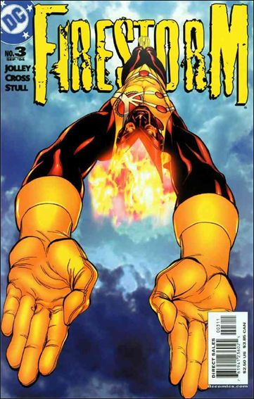 Firestorm (2004) 3-A by DC