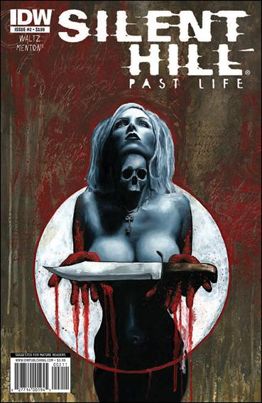 Silent Hill: Past Life 2-A by IDW