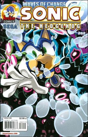 Sonic the Hedgehog (1993) 262-A