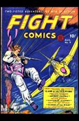Fight Comics 8-A