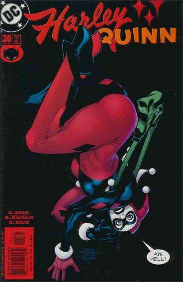 Harley Quinn (2000) 20-A by DC