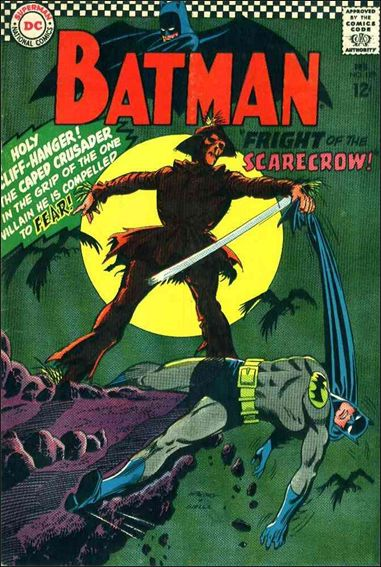 Batman (1940) 189-A by DC