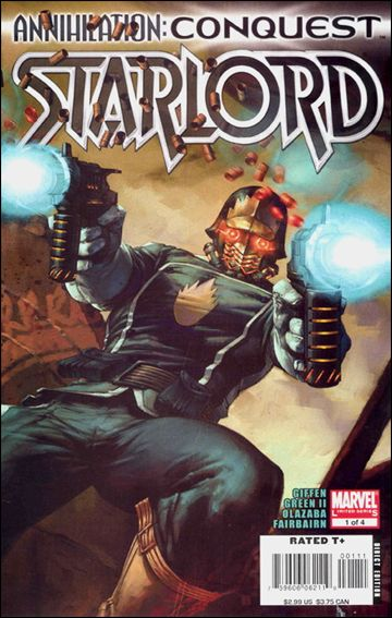 Annihilation: Conquest - Starlord 1-A by Marvel