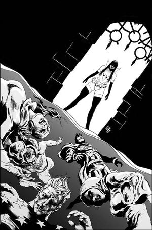 Vampirella: The Dark Powers 5-K