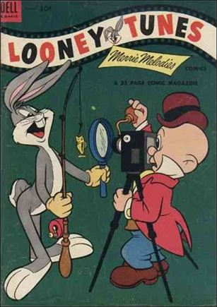 Looney Tunes and Merrie Melodies 154-A