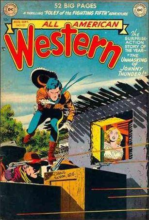 All-American Western 121-A