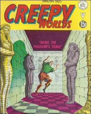 Creepy Worlds (UK) 171-A