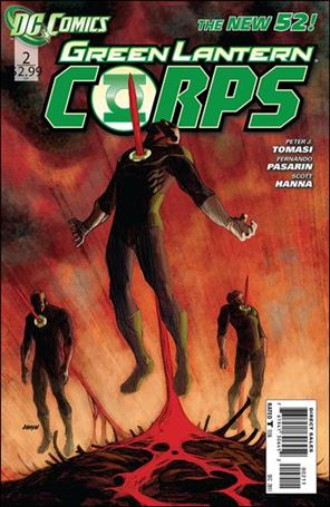 Green Lantern Corps (2011) 2-A