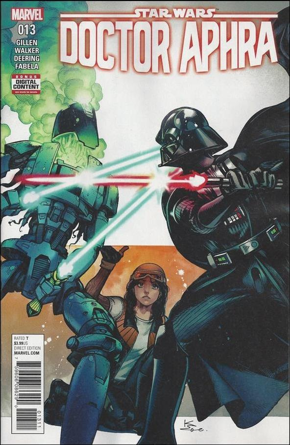 Doctor Aphra 13-A by Marvel