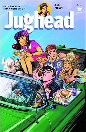 Jughead (2015) 2-B