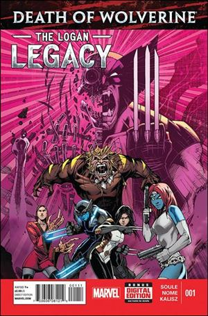 Death of Wolverine: The Logan Legacy 1-A
