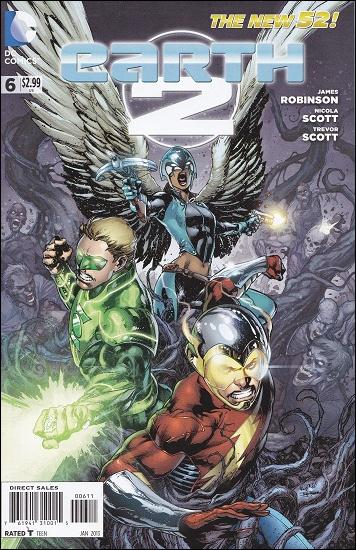Earth 2 6-A by DC