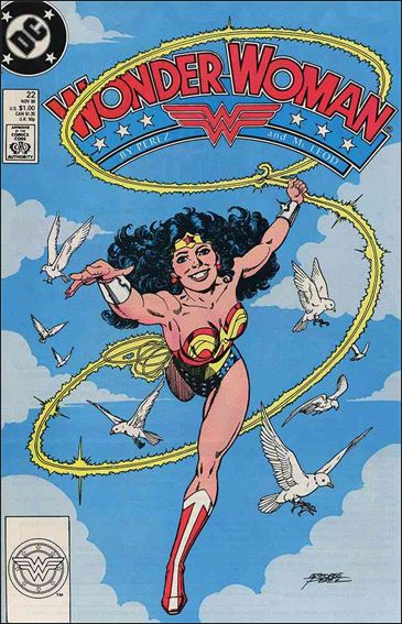 Wonder Woman (1987) 22-A by DC