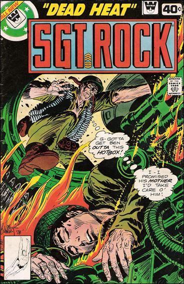 Sgt. Rock (1977) 329-B by DC