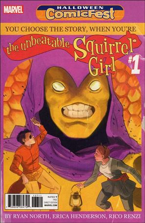 Unbeatable Squirrel Girl: You Choose the Story 1-A