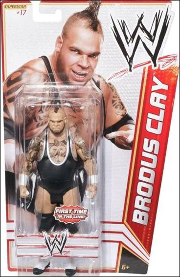 WWE Superstars (2012) Brodus Clay by Mattel