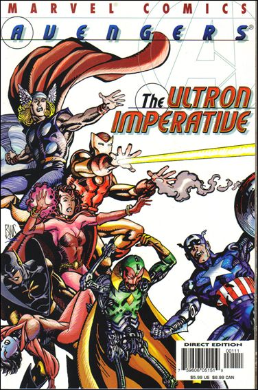 Avengers: The Ultron Imperative 1-A by Marvel