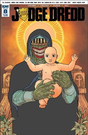 Judge Dredd (2015) 8-A