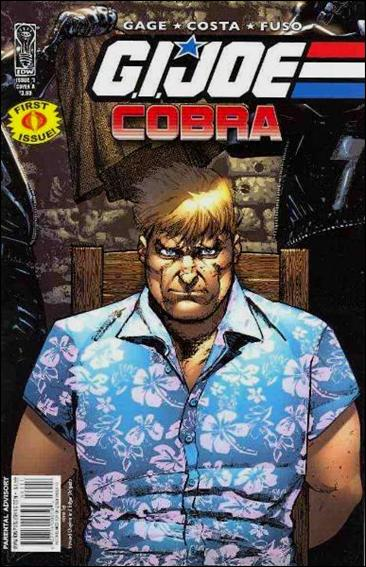 G.I. Joe: Cobra (2009) 1-A by IDW