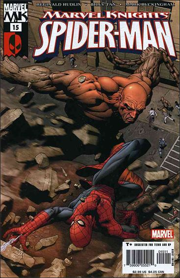 Marvel Knights Spider-Man (2004)  15-A by Marvel