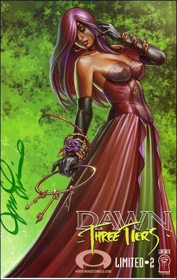 Dawn: Three Tiers 2-B by Image