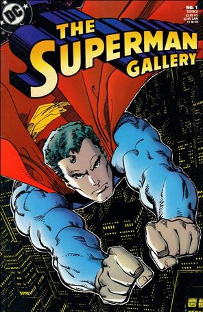 Superman Gallery 1-A