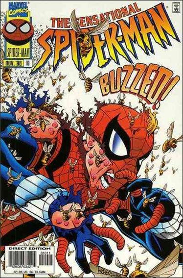 Sensational Spider-Man (1996) 10-A by Marvel