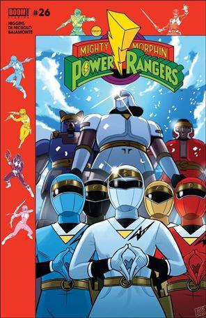 Mighty Morphin Power Rangers 26-B