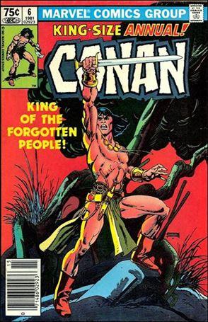 Conan Annual 6-A
