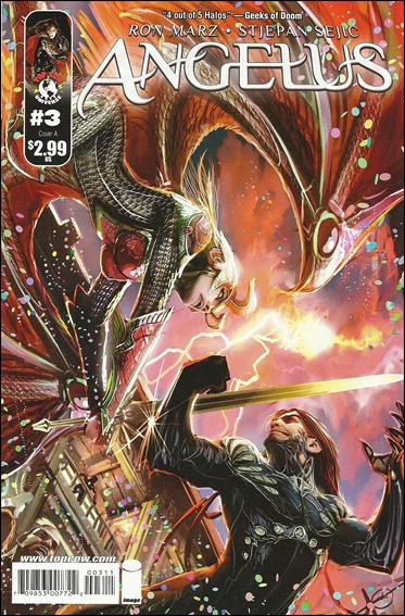 Angelus 3-A by Top Cow