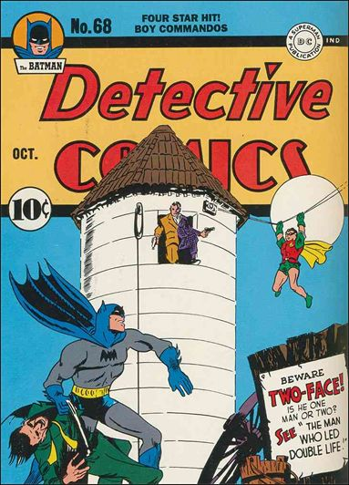 Detective Comics (1937) 68-A by DC