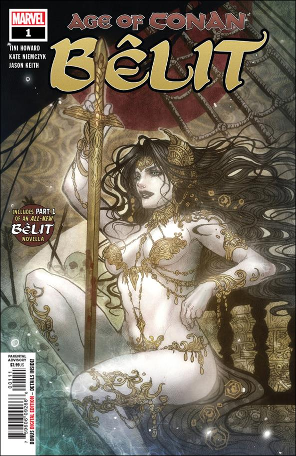 Age of Conan: Belit 1-A by Marvel