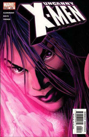 Uncanny X-Men (1981) 455-A