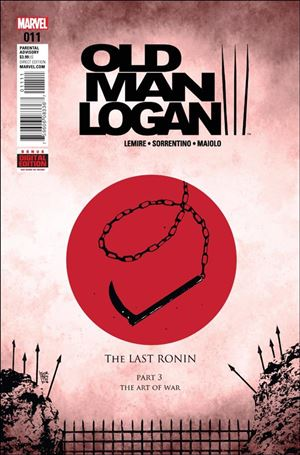 Old Man Logan (2016) 11-A