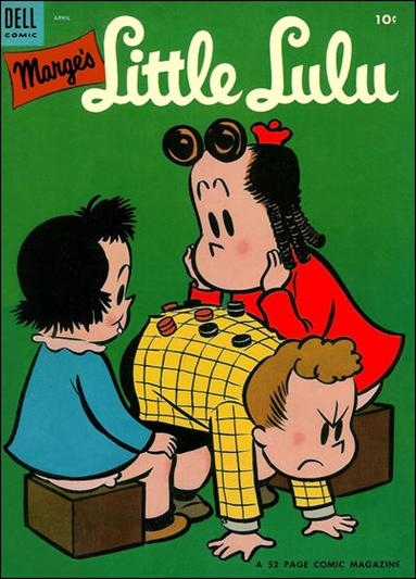 Marge's Little Lulu 70-A by Dell