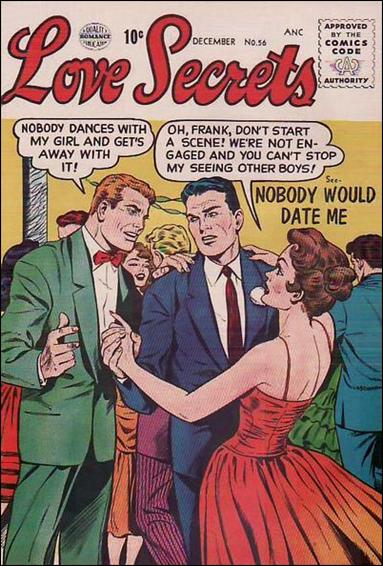 Love Secrets (1953) 56-A by Quality