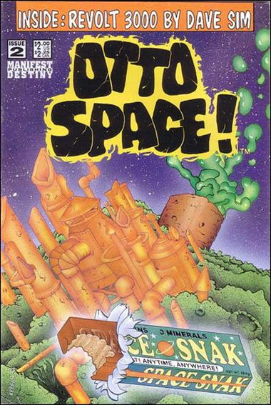 Otto Space! 2-A by Manifest Destiny