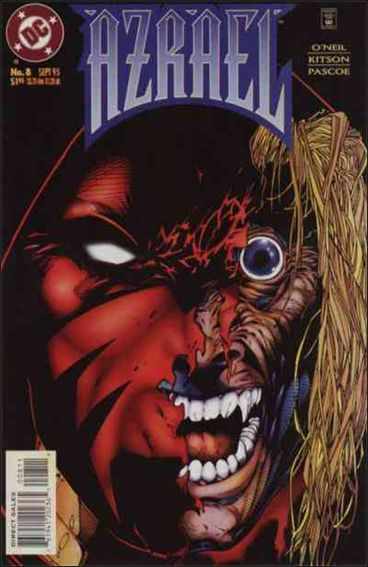 Azrael (1995) 8-A by DC