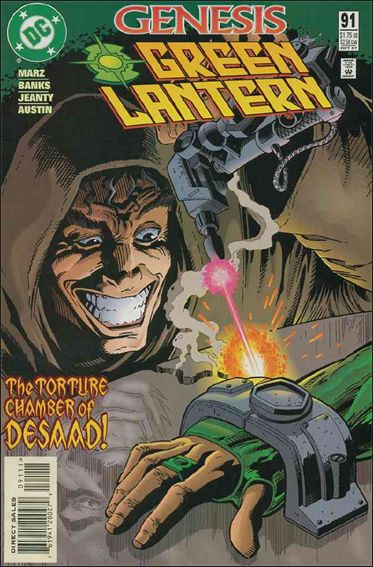 Green Lantern (1990) 91-A by DC