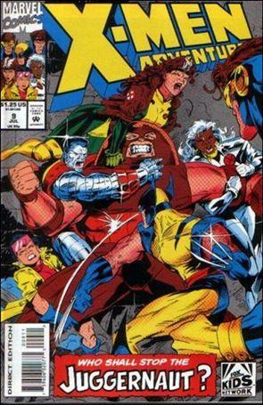 X-Men Adventures (1992) 9-A