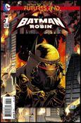 Batman and Robin: Futures End 1-B