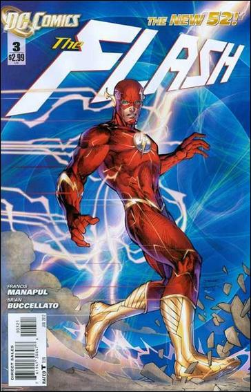Flash (2011) 3-B by DC