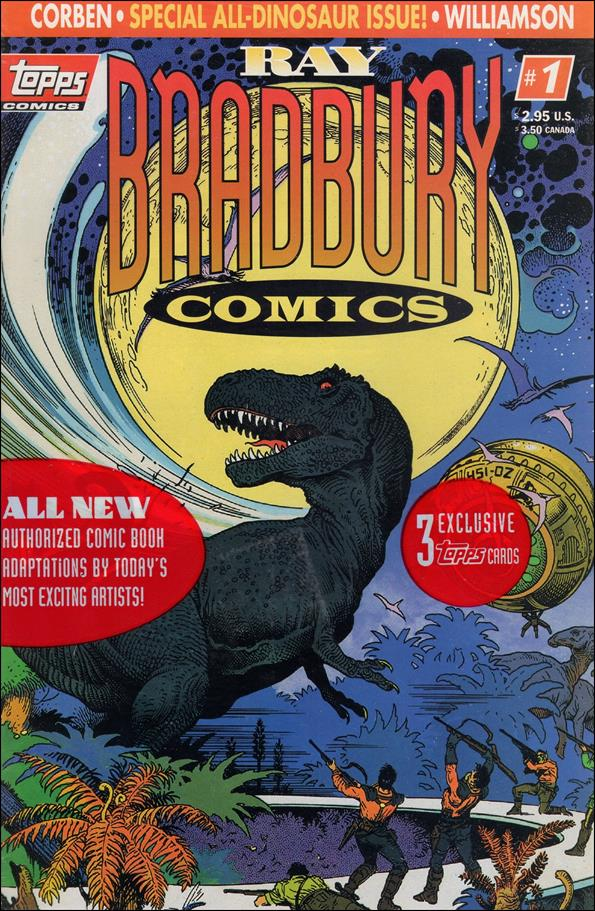 Ray Bradbury Comics 1-B by Topps